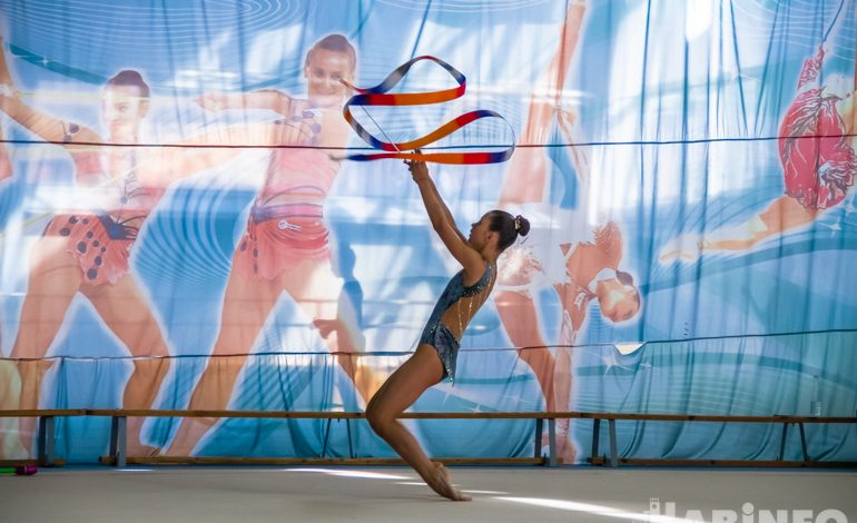 Гибкие и красивые: хабаровские гимнастки боролись за Кубок края
