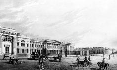 Виды Петербурга в русской гравюре в собрании Дальневосточного художественного музея