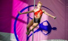 Ради пилона: первый чемпионат по воздушно-спортивной атлетике в Хабаровске
