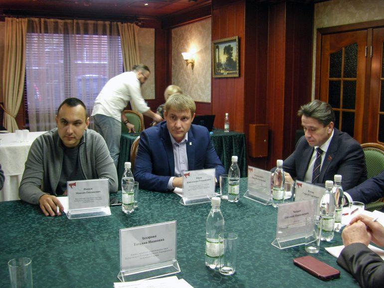Заседание клуба хабаровских политиков, социологов и журналистов – «Только слышен крик и звон»