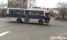 Хабаровчане жалуются на грязь в автобусах, неработающие валидаторы и хамство персонала