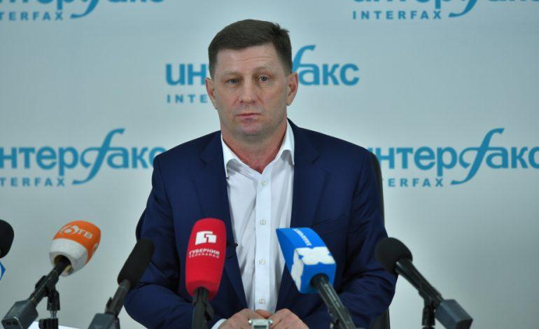 Итоговая пресс-конференция Сергея Фургала: «Турбулентность пройдёт, и всё будет нормально»