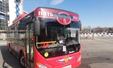 Хабаровские автобусы каждую неделю устраивают ДТП на дорогах