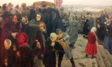 История двух плащаниц из собрания Дальневосточного художественного музея