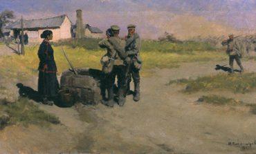 Человек неординарной судьбы и его картина из коллекции Дальневосточного художественного музея
