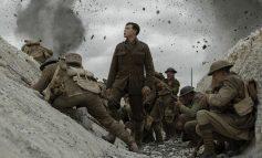 «1917» и ещё четыре исторических фильма зимы 2020 года