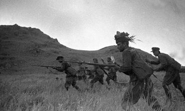 Дальневосточные границы в преддверии Великой Отечественной войны: японская угроза и бои на озере Хасан