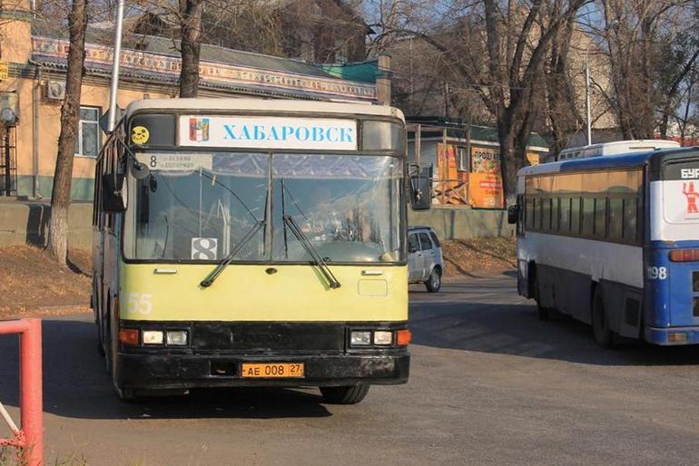жалоба на автобус хабаровск