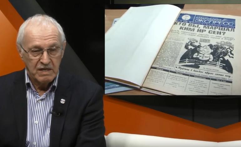 Независимая журналистика Станислава Глухова: интервью с «Золотым пером»