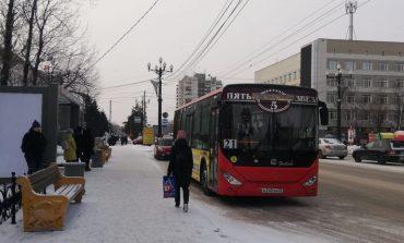 Автобусы в Хабаровске «под прицелом» ГИББД из-за частых жалоб пассажиров