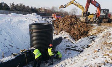 Труба на сто лет: новая канализация в Северном микрорайоне
