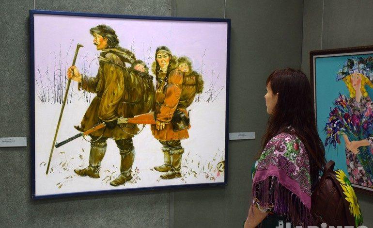 Художник должен быть? Краевые выставки открылись в разных уголках Хабаровска