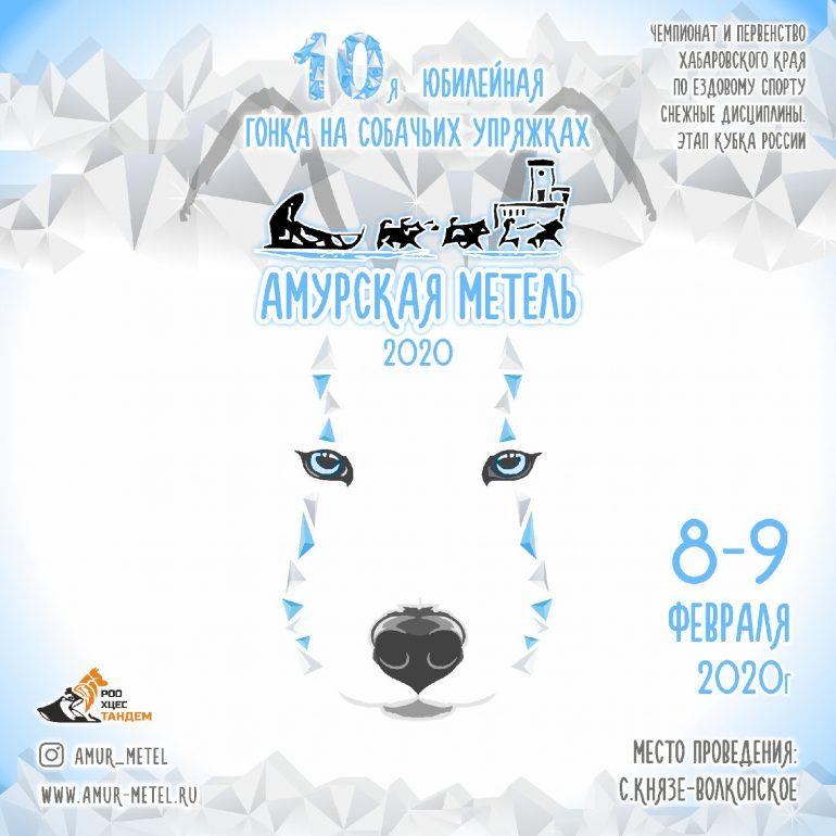 амурская метель 2020 хабаровск