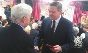 Медали к 75-летию Победы вручили ветеранам Центрального района Хабаровска