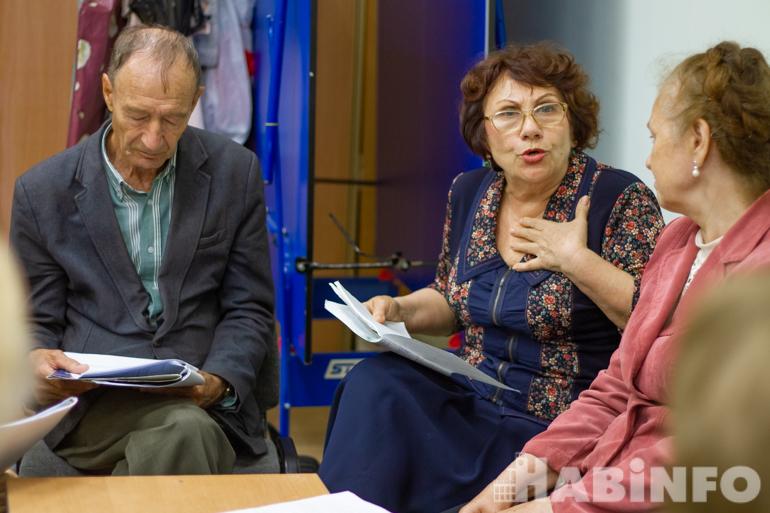 Олег Потворов – хабаровский пенсионер, который стал актёром