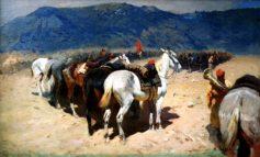 Митрофан Греков и его батальная живопись в коллекции ДВХМ