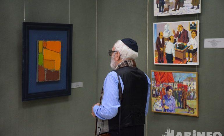 Цап и Горовой: одна выставка на двоих