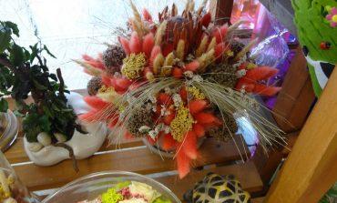 Флорариумы и стабилизированные цветы