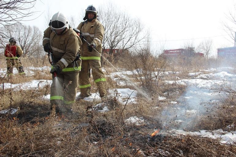 Будем гореть: масштабные пожары ожидаются нынешним летом