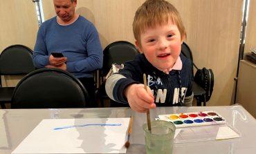 Когда дети с синдромом Дауна творят чудеса