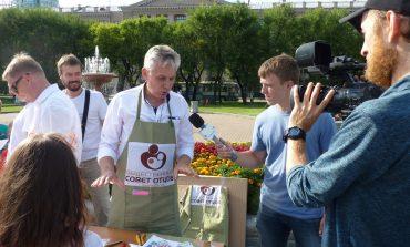 Главный отец в Хабаровске: «Всю жизнь отдаю детям»