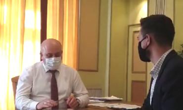 Куда жаловаться: на вопросы хабаровчан отвечает мэр города Сергей Кравчук