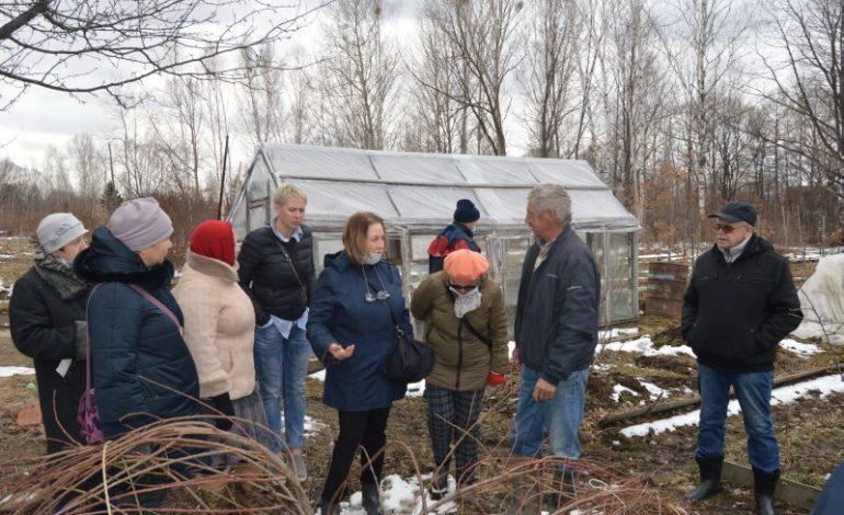Председатель Союза садоводов подводит итоги года