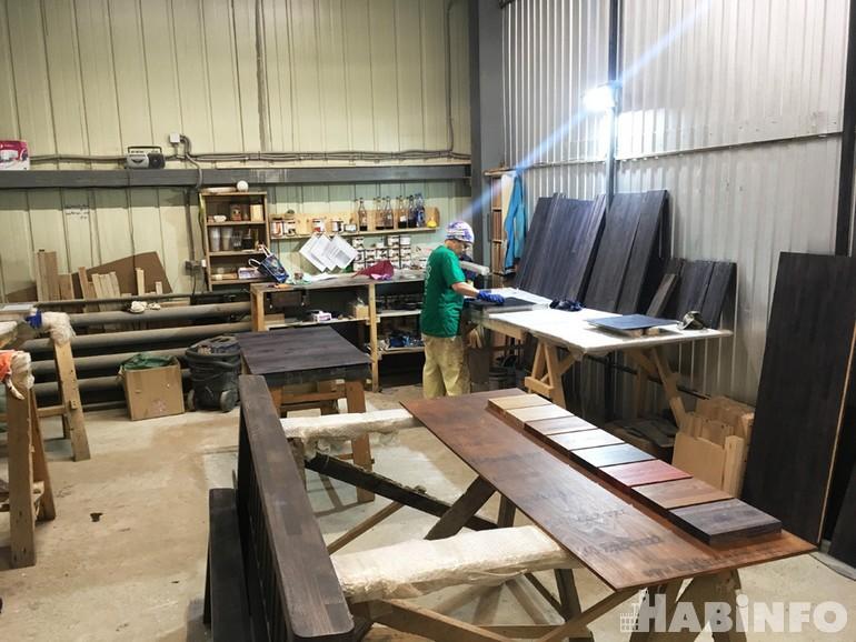 производство реализация мебели