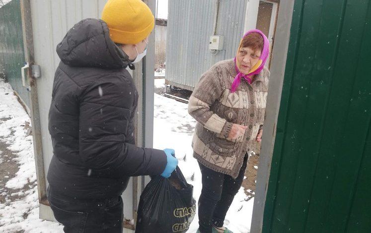 На коронавирусной передовой: как волонтёры помогают пожилым хабаровчанам
