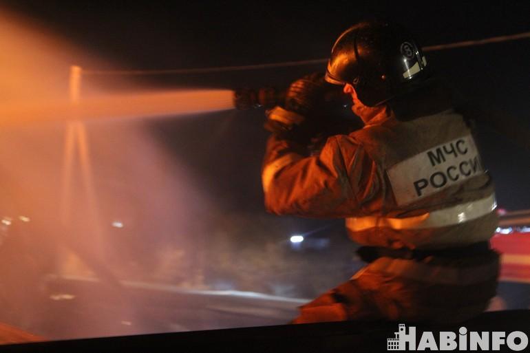 пожарные части г хабаровск