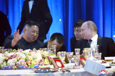 Рассказы о корейско-российском саммите