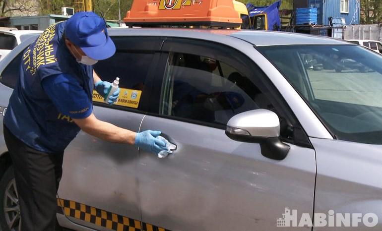 Такси и пандемия: хабаровские таксисты просят помощи у губернатора