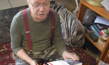 Искусство как конфликт: хабаровский художник Бабуров стал писателем