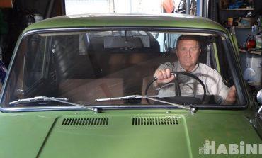 Зелёная «копейка» и другие машины мечты Евгения Тараканова