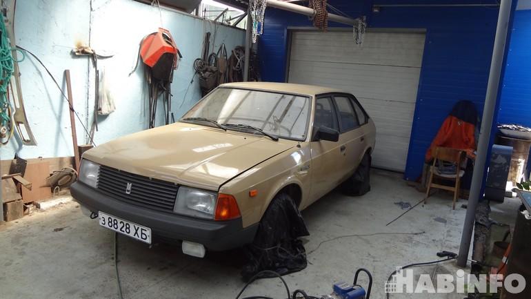 советские машины