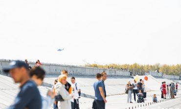 Авиапарад в Хабаровске: дома и правда лучше