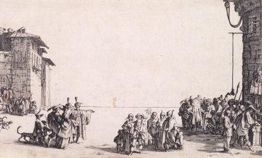 Творчество французского офортиста Жака Калло в собрании Дальневосточного художественного музея