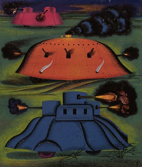 Живые машины Владимира Тамби в коллекции Дальневосточного художественного музея