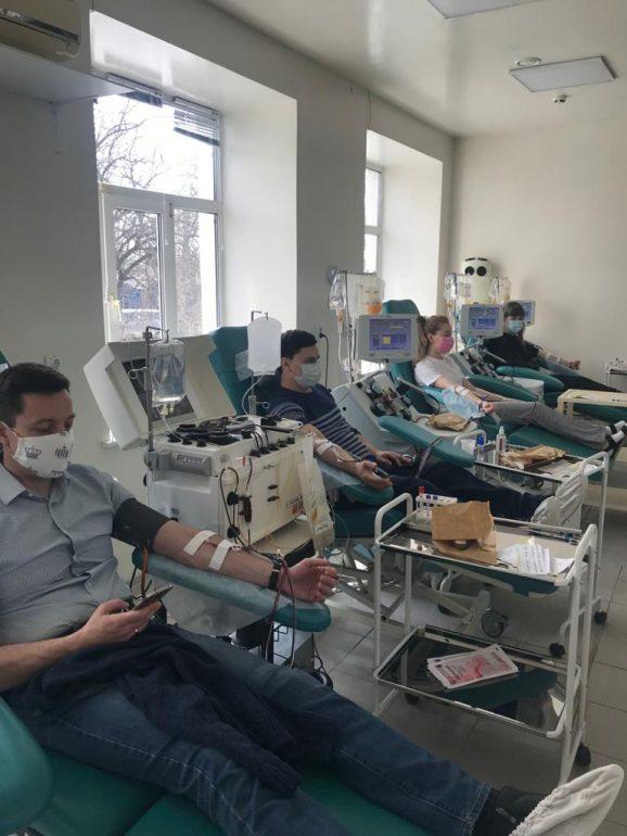станция переливания крови хабаровск