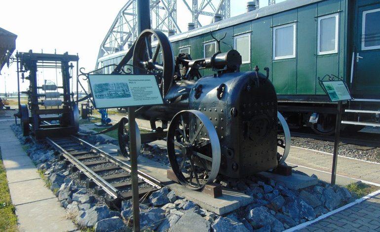 Музей, где остановились паровозы и «прописался» старый пролет