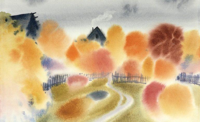 Таёжными тропами художника Германа Палкина