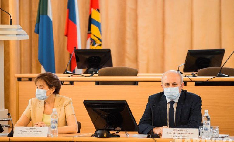 Лучший опыт в ДФО: итоговое заседание Ситуационного центра в Хабаровске