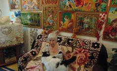 Музей из вышитых картин хабаровчанки Аллы Светловской
