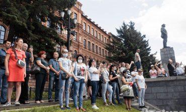 Бастуем по эталону: как Хабаровск подаёт пример культурного митинга
