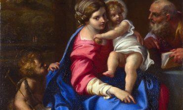 «Святое Семейство» Аннибале Карраччи из собрания Дальневосточного художественного музея