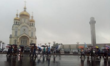 Хляби небесные над Хабаровском: четвертая суббота протеста