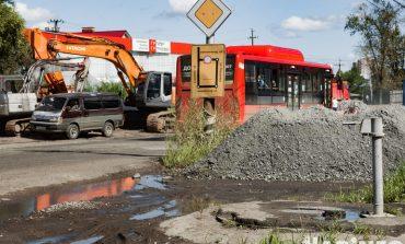 Реконструкция Шелеста: попытка избавиться от пробок в Северном микрорайоне