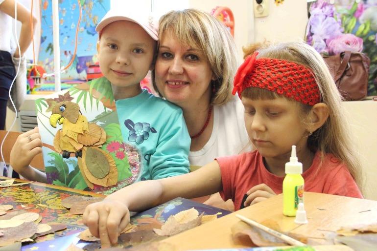 Акция «Мир тебя ждёт»: ребёнок может победить рак с помощью волонтёров