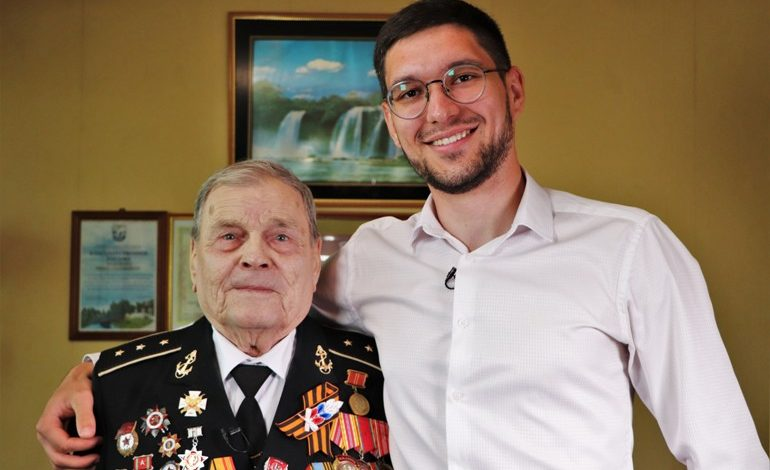 В Хабаровске сняли фильм о ветеранах и смысле жизни