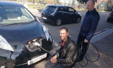 Выбираем батарейки: хабаровчане пересаживаются на электромобили
